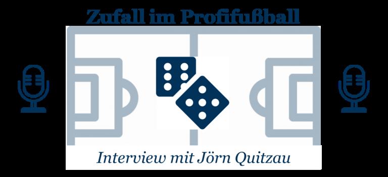 Interview: Wie misst man Zufall im Profifußball?