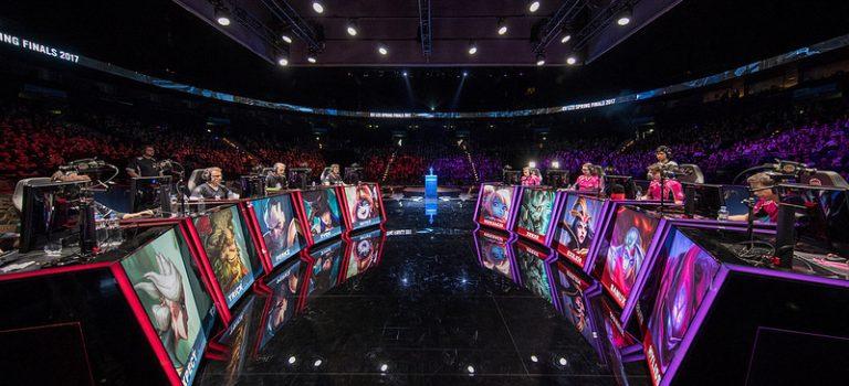 Wie ein eSports-Turnier Gänsehaut auslöst