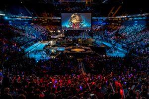 eSports-Turnier: Die Arena [@Riot Games]