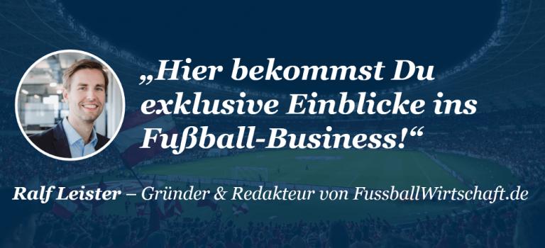 Herzlich Willkommen bei FussballWirtschaft!
