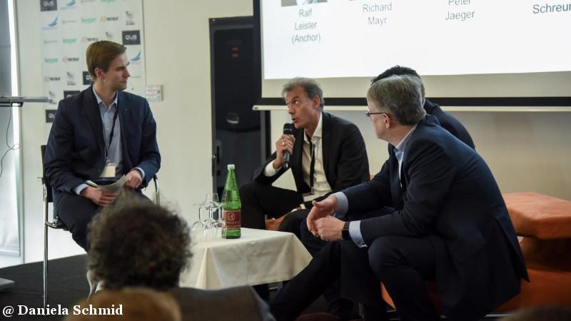 Unsere Podiumsdiskussion bei der Konferenz zu Big Data im Fußball