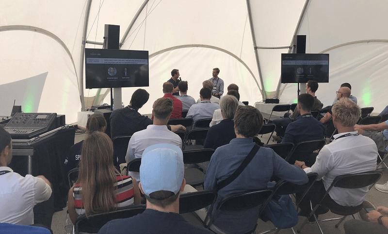 HSV bei der Spielmacherkonferenz 2018: Ich spreche mit Johannes Sports über Kaderplanung und Scouting