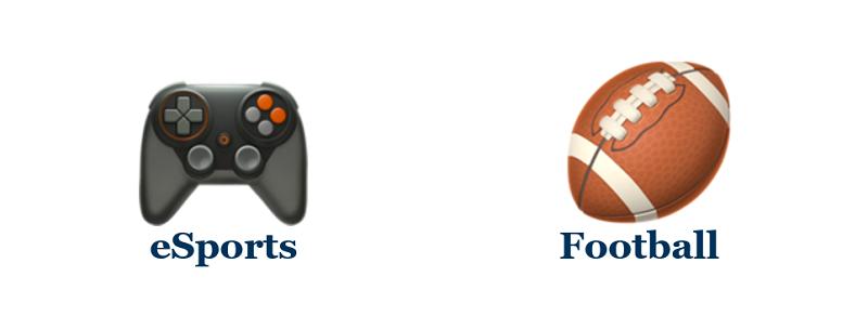 Die größte Fußball Konkurrenz: eSports & Football
