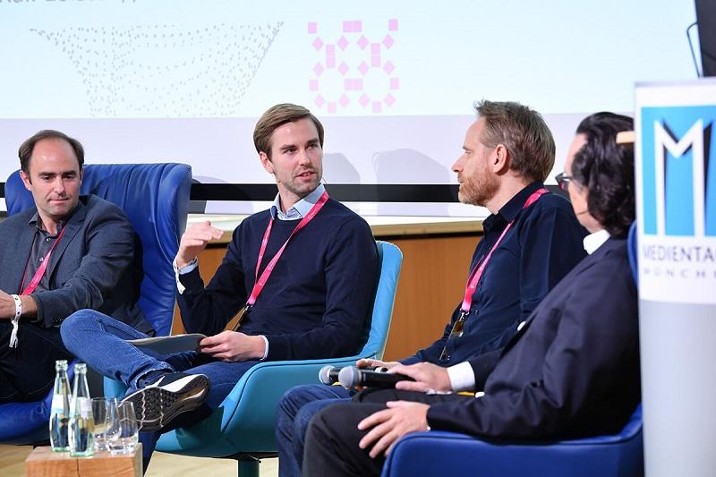 Medientage 2018: Eindruck von der Podiumsdiskussion