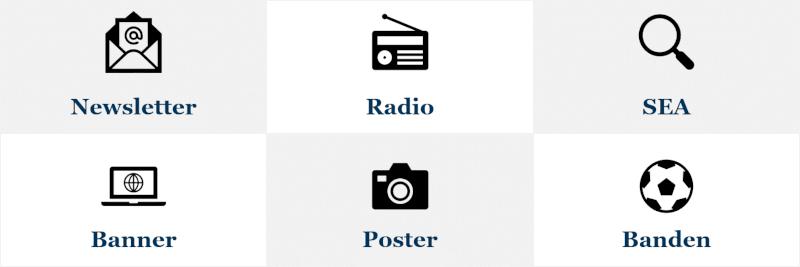 Sechs Werbe-Formate für die HSV-Anleihe
