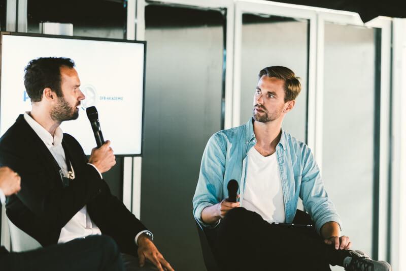 Einblicke in die Partnerschaft zwischen Philips und der DFB-Akademie bei der Spielmacherkonferenz 2019