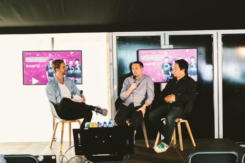 Einblicke in das Sponsoring der Telekom Deutschland bei SK Gaming auf der Spielmacherkonferenz 2019