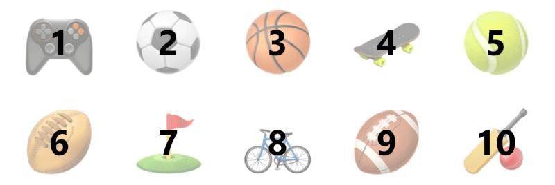 Die am schnellsten wachsenden Sportarten laut PwC Sportbusiness Studie 2019